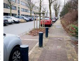Belgique : voici la place handicapée la moins handicapable