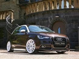 Audi A1 Senner Tuning : 165 chevaux joliment habillés