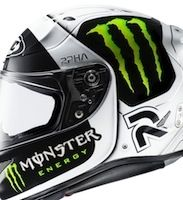 HJC R-pha 11: une version Monster Energy