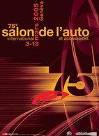 Spécial salon Genève 2005 :   toutes les nouveautés
