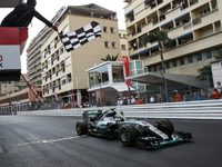 F1 - GP de Monaco : Rosberg gagne le gros lot