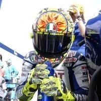 Moto GP - Pays Bas D.1: Rossi s'inquiète du niveau de forme de Stoner