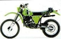 Kawasaki : la 175 KDX