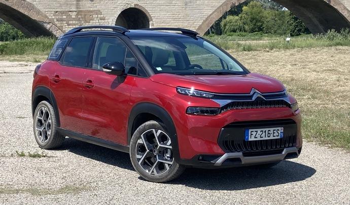 Essai - Citroën C3 Aircross (2021) : un gain de personnalité