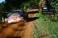 IRC-Curitiba, jour 1: Meeke file à l'anglaise !