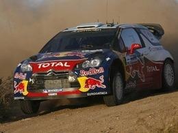 Loeb dans le rythme au Rallye de l'Acropole