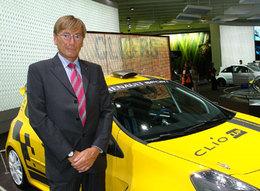 """ITW Remi Deconinck, DG de Renault Sport : """"là pour faire du business"""""""