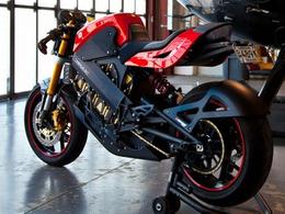 Une moto électrique sortira en 2011 : l'Empulse de Brammo