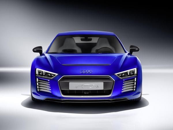Audi présente une R8 autonome à Shanghai