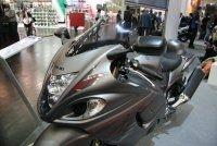 En directe de Cologne: La Suzuki Hayabusa perçoit l'ABS