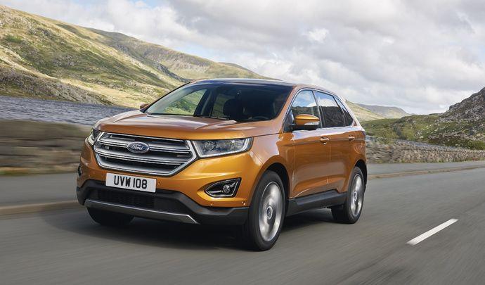 Ford : les SUV sportifs, pas pour l'Europe