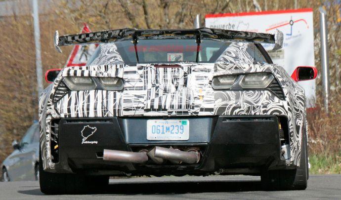 Chevrolet : la Corvette ZR1 trop bruyante pour le Nürburgring, les ingénieurs ont eu une idée