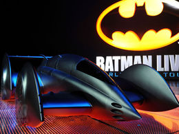 Gordon Murray dessine la future Batmobile