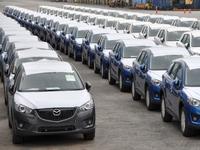 Un million de Mazda CX-5 déjà produits