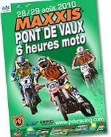 Pont de Vaux : Après les 12 heures de quad, le week-end dernier, place aux 6 heures moto dans la douleur