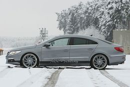 VW Passat CC MR Racing, sobre et racée
