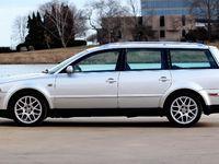 Cette rarissime Volkswagen Passat a quelque chose de spécial