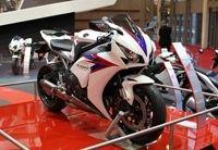 En direct du salon de la moto 2011 : Honda CBR 1000 RR Fireblade