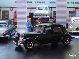 Miniature : 1/43ème - CITROËN 11AL