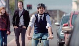 Mortalité routière: en Suisse, une vidéochoc pointe du doigt les cyclistes