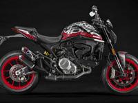 Des kits de personnalisation pour le nouveau Ducati Monster