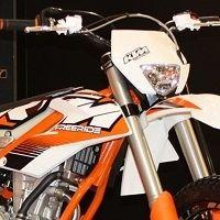 En direct du salon de la moto 2011 : KTM Freeride 350