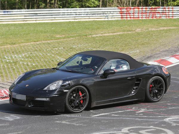 Porsche Cayman et Boxster auront un 4 cylindres dès 2016