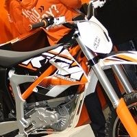 En direct du salon de la moto 2011 : KTM Freeride E