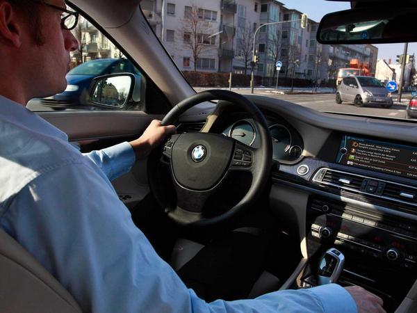 La publicité vous suivra partout, même dans votre BMW