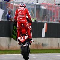 Moto GP - Pays Bas D.3: Stoner vainqueur, Pedrosa leader