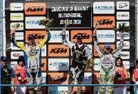 Mx1 à Teutschenthal : De Dycker sur le podium pour Suzuki