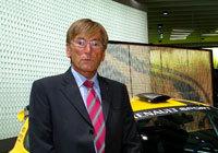 """ITW Remi Deconinck, DG de Renault Sport : """"L'IRC, c'est du show télévisé"""""""