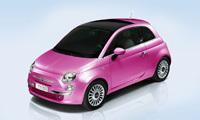 La Fiat 500 célèbre les 50 ans de Barbie...