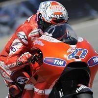 Moto GP - Etats Unis D.1: Ducati casse des briques