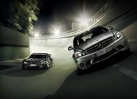 Mercedes C63 by AMG : le site Internet et les wallpapers
