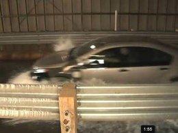 Chevrolet Volt électrique : les tests d'étanchéité des batteries se sont bien déroulés