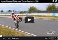 Supermotard 2014: Albi en vidéo façon team Luc1