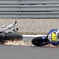"""Moto GP - Pays Bas - De Puniet: """"Au mauvais endroit, au mauvais moment"""""""