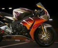 Honda Fireblade: le retour du Tigre