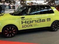 Les nouveautés hybrides et électriques: Zoé, Honda e, Mini… - Vidéo en direct du Salon de Lyon 2019