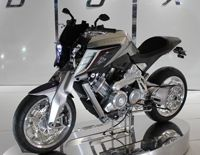 En direct du salon de la moto 2011 : Boxer Superbob