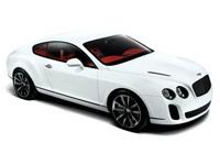 Future Bentley Continental: au régime et au diesel!