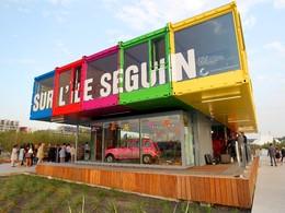 Renault inaugure un pavillon d'histoire et d'information sur l'Ile Seguin