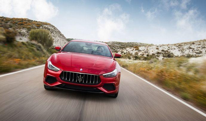 Maserati confirme ses nouveautés électrifiées à venir