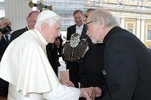 Actualité - Insolite: Harley-Davidson se fait bénir par le Pape !
