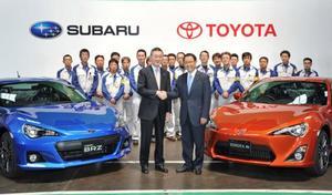 Toyota monte à 20% du capital de Subaru