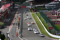 24 Heures de Spa: Les GT4 avec les grandes