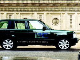 Un nouveau 4x4 100% électrique : le Liberty Electric Range Rover