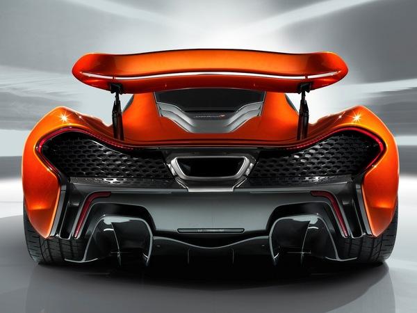 McLaren prépare une P15 positionnée entre ses 12C et P1