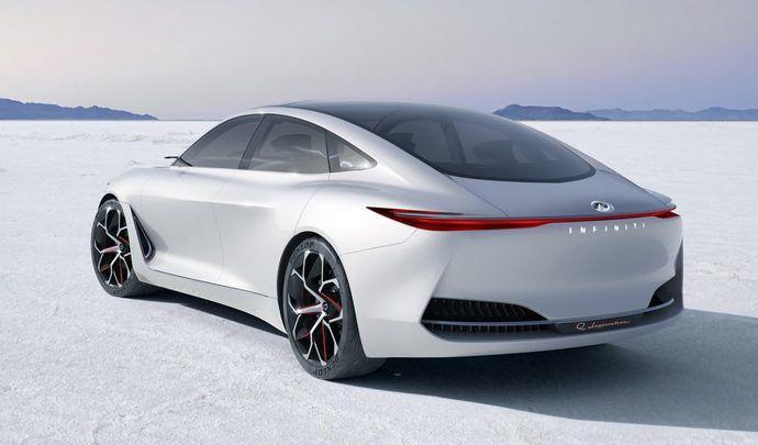Infiniti promet au minimum 500km d'autonomie en électrique